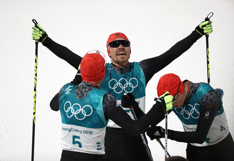 Германия се изравни с лидера в класирането по спечели медали