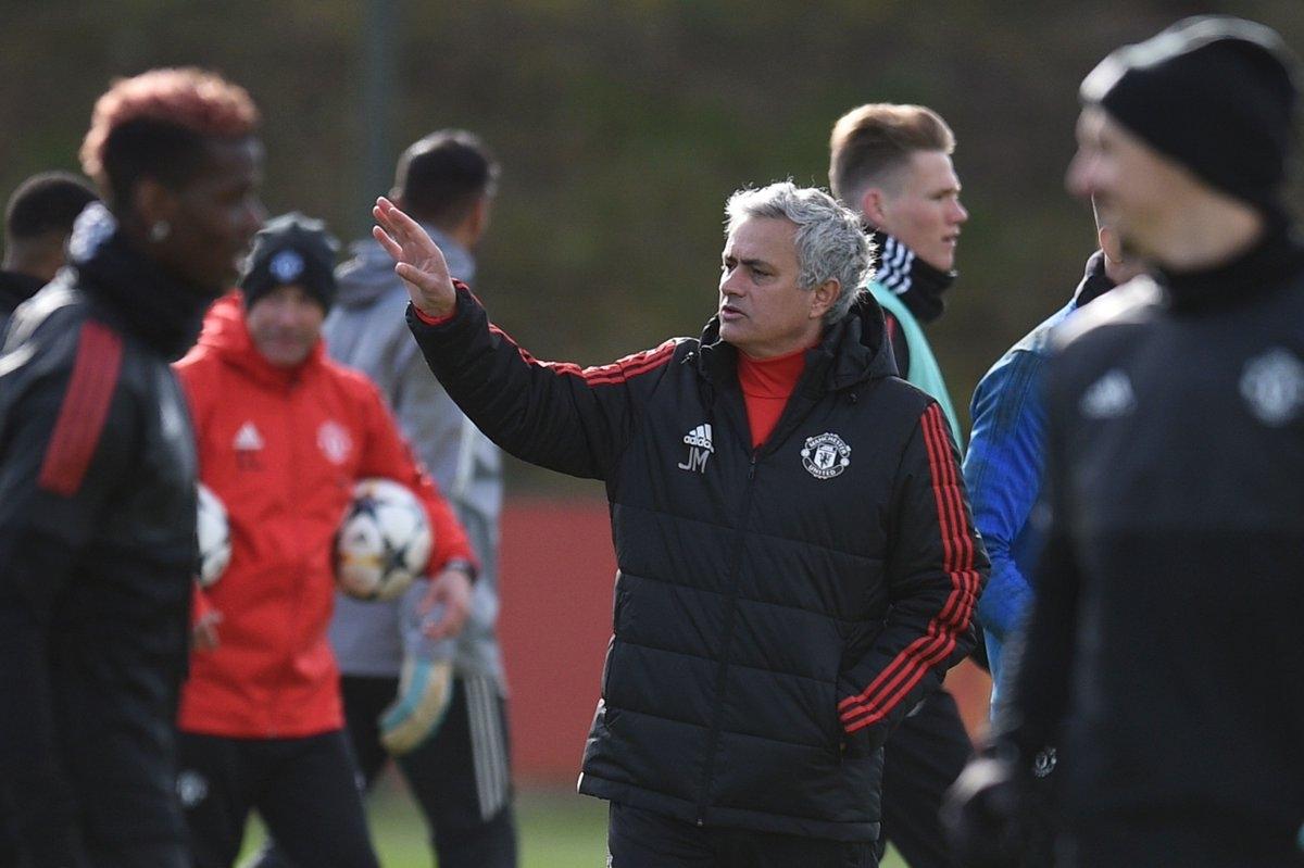 Мениджърът на Манчестър Юнайтед Жозе Моуриньо сподели, че очаква много