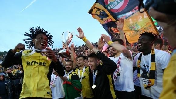 Отборът на Ботев (Пловдив) се наложи с категоричното 4:0 над