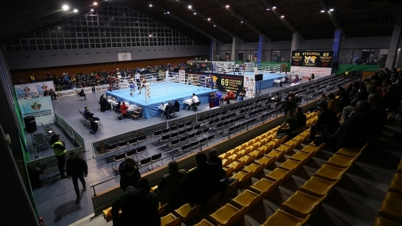 Българският боксьор Кирил Русинов стартира с победа на традиционния международен