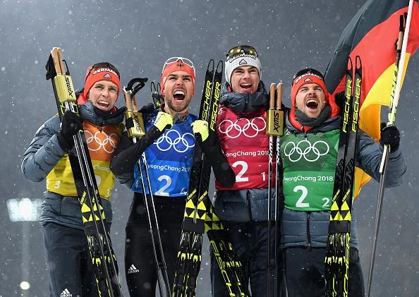 Световният шампион Германия триумфира с олимпийската титла в отборната надпревара