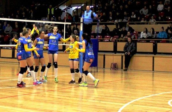 Oтборът на Марица (Пловдив) приключи редовния сезон в женската НВЛ