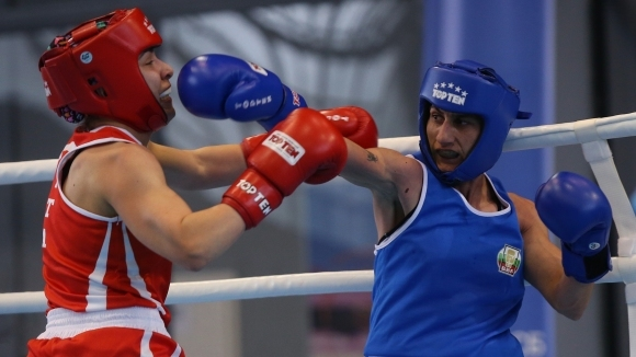 Всички финалистки при жените в 69-ото издание на международния боксов