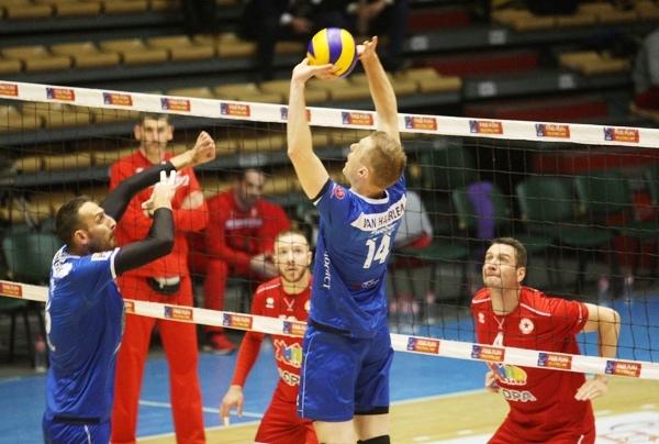 Холандският разпределител на волейболния Левски Даан Ван Хаарлем сподели мнение,