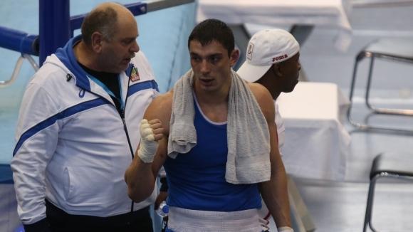 Петър Белберов ще спори за титлата при най-тежките боксьори (+