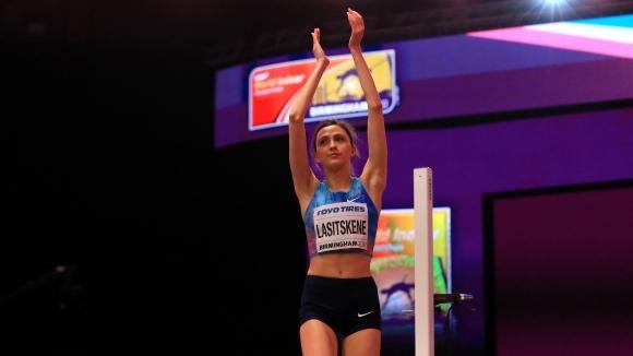 Двукратната световна шампионка в скока на височина на открито Мария