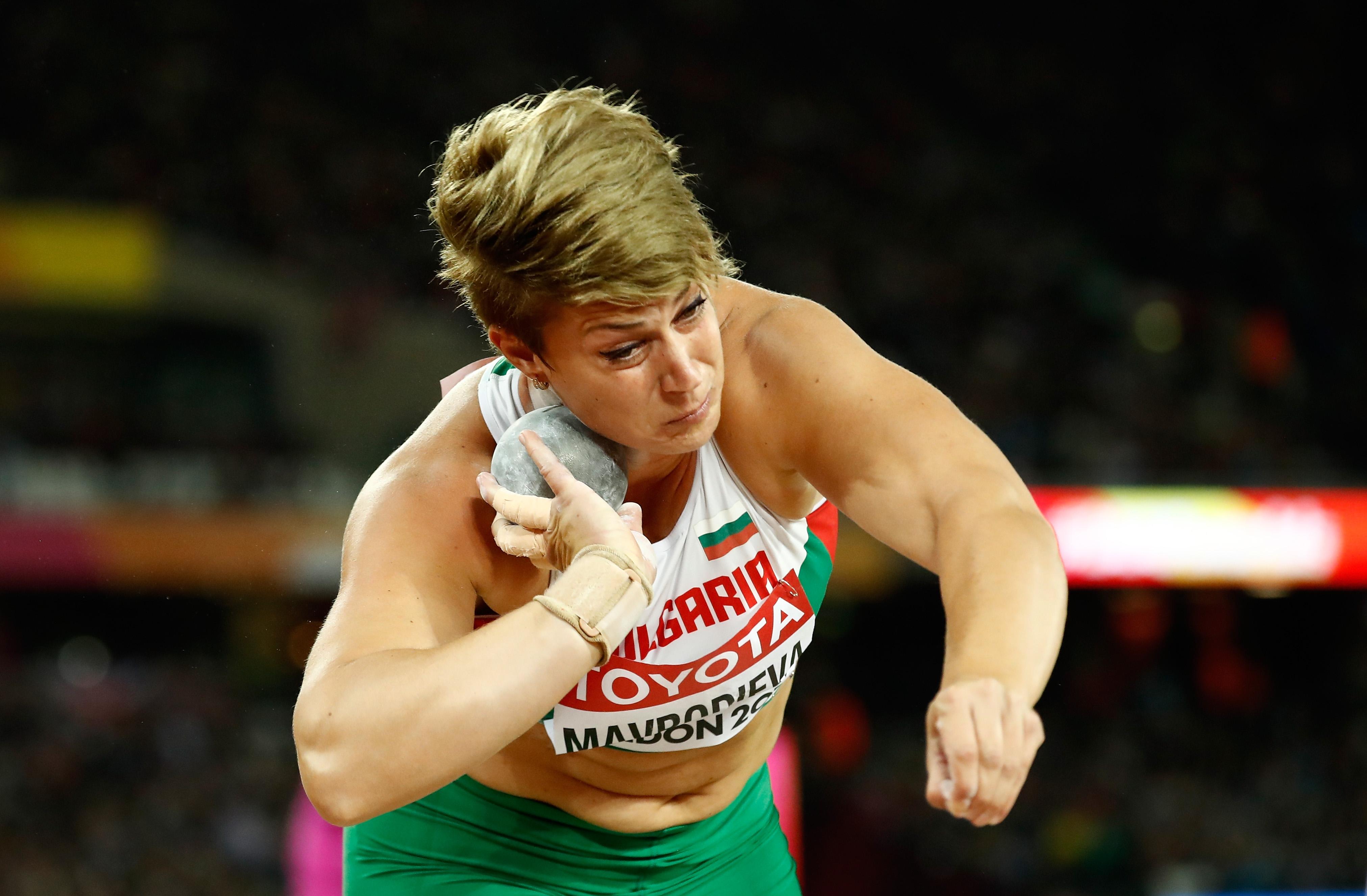 Радослава Мавродиева завърши на разочароващото последно 15-о място във финала