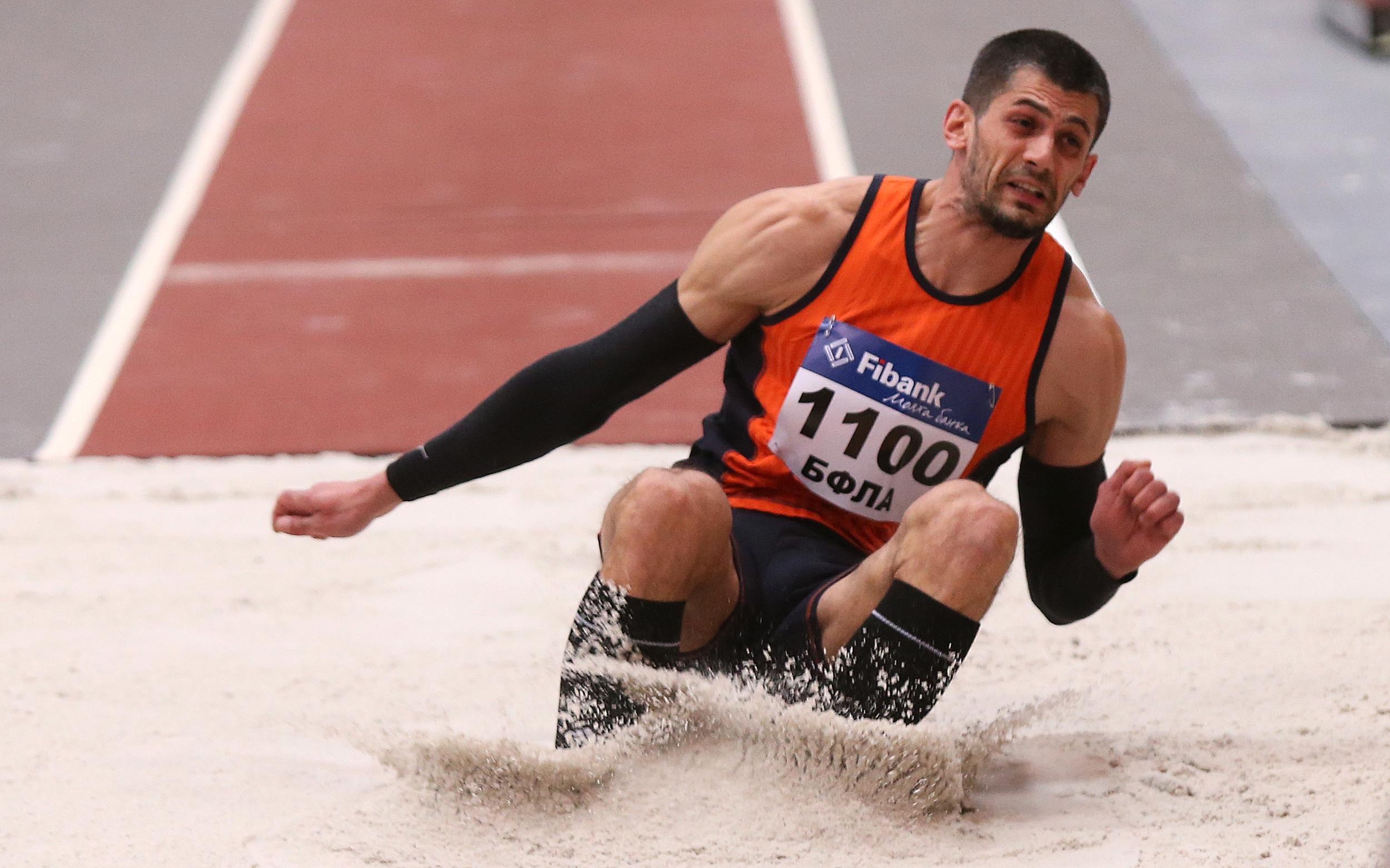 Българското участие на Световното първенство по лека атлетика в зала
