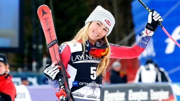Американката Микаела Шифрин спечели слалома от Световната купа по ски-алпийски