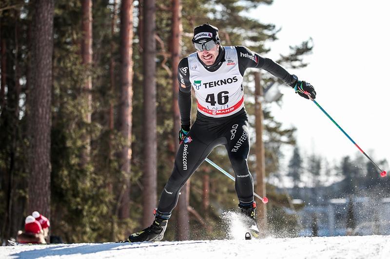 Швейцарецът Дарио Колоня спечели масовия старт на 50 километра свободен