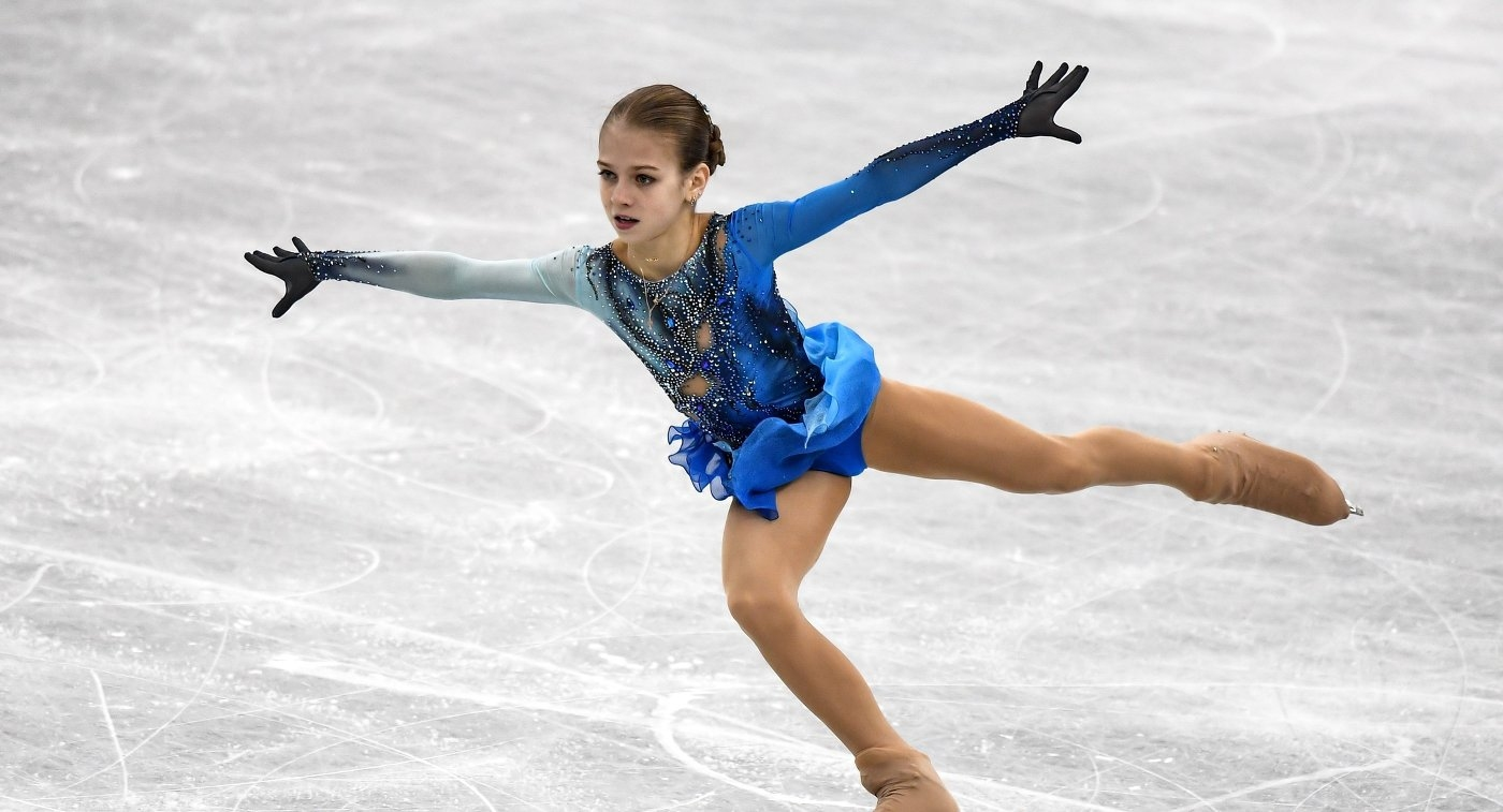13-годишната рускиня Александра Трусова записа историческо постижение на Световното юношеско