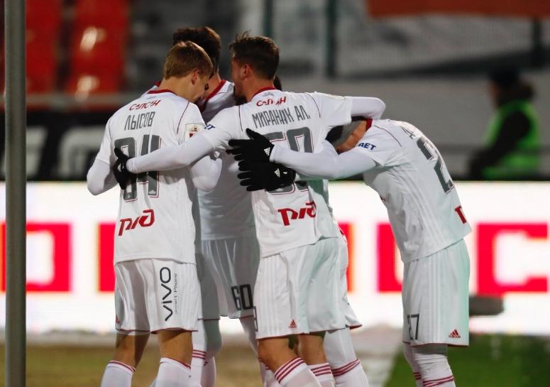 Локомотив (Москва) почти сигурно приключва с участието си в Лига