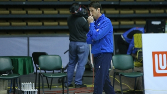 Треньорът на волейболния Пирин Разлог Северин Димитров разбираемо не остана