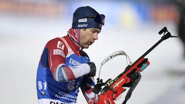 Осемкратният олимпийски шампион по биатлон Оле-Ейнар Бьорндален е отказал да