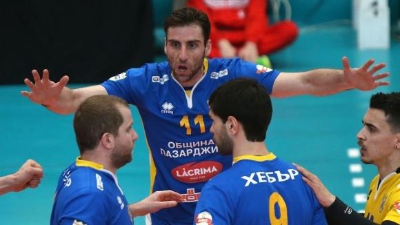 Волейболистът на Хебър Минчо Минчев отговори на въпросите на BGvolleyball.com