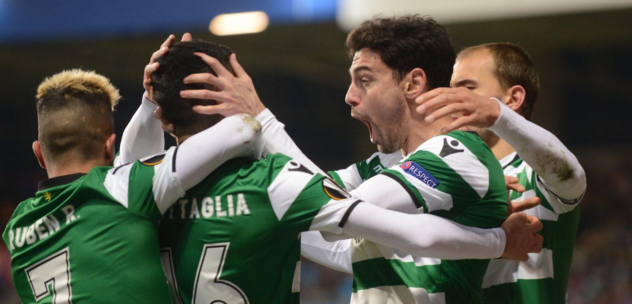 Спортинг (Лисабон) успя да се класира на 1/4-финалите на Лига