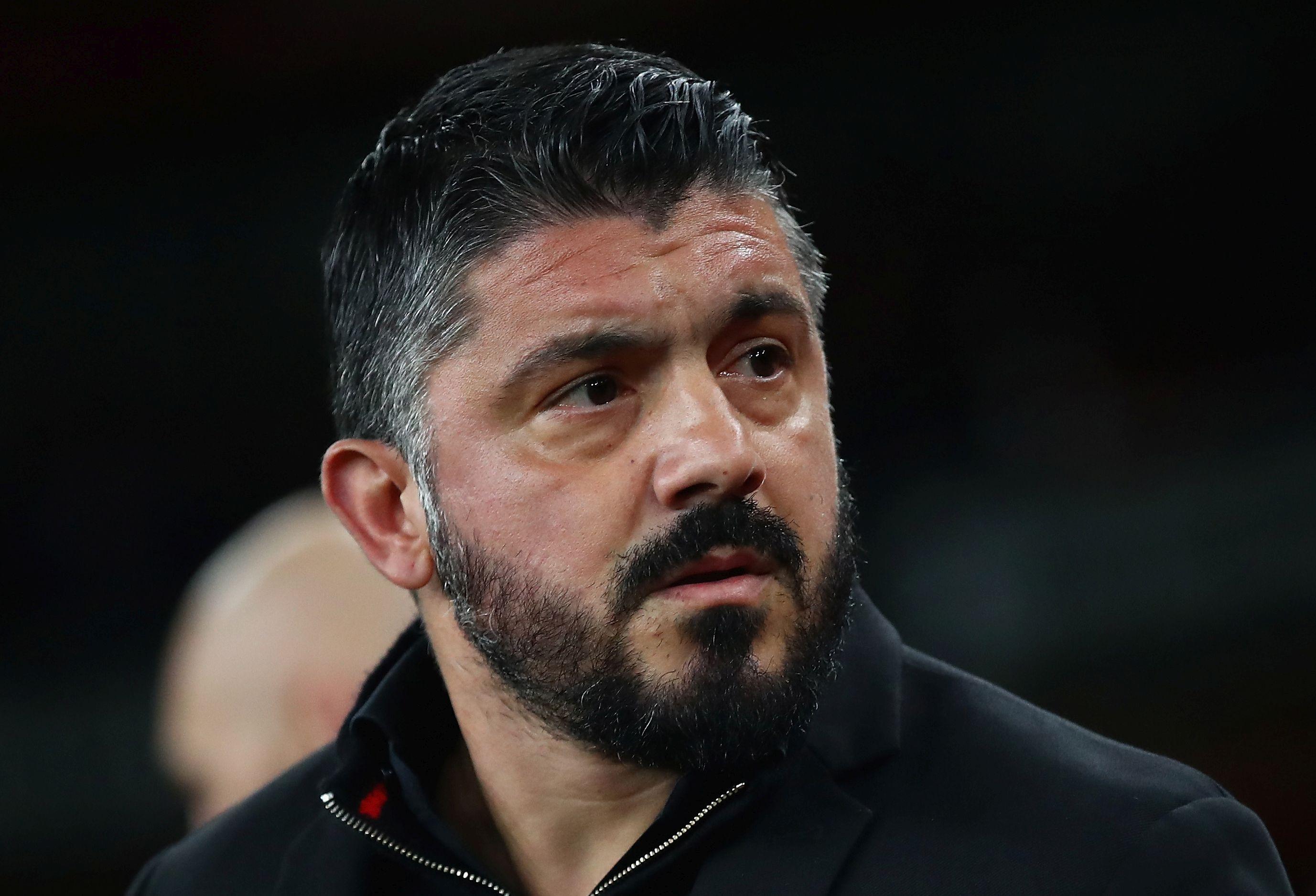 Треньорът на Милан Дженаро Гатузо прие философски загубата с 1:3