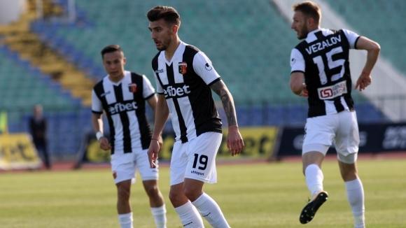 Представителният тим на Локомотив проведе последна тренировка в Пловдив преди