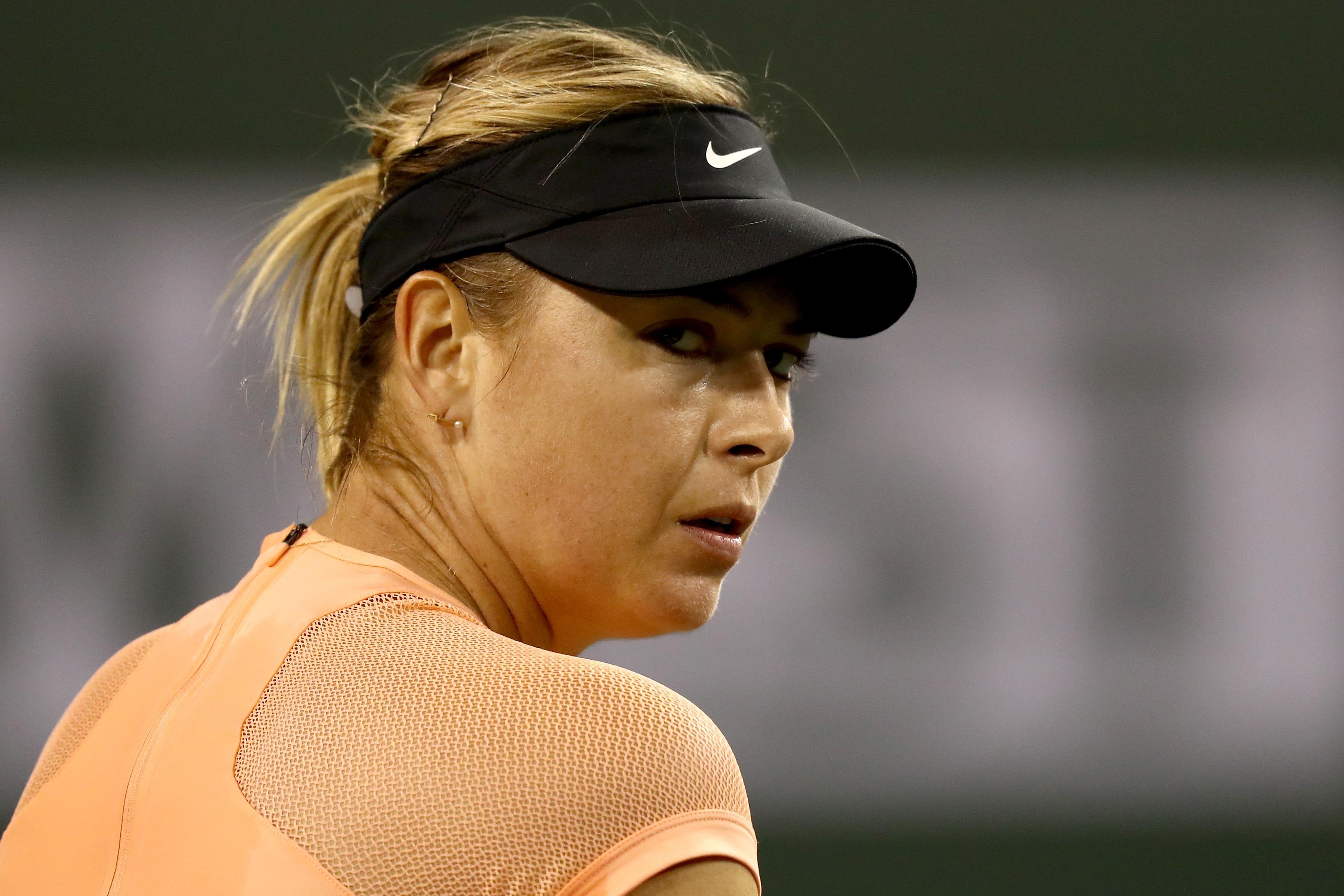 Мария Шарапова се отказа от участие на турнира в Маями,