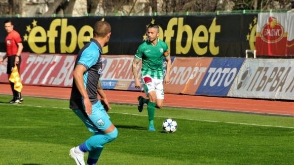 Четвъртият в Първа лига Берое приема последния в класирането Витоша