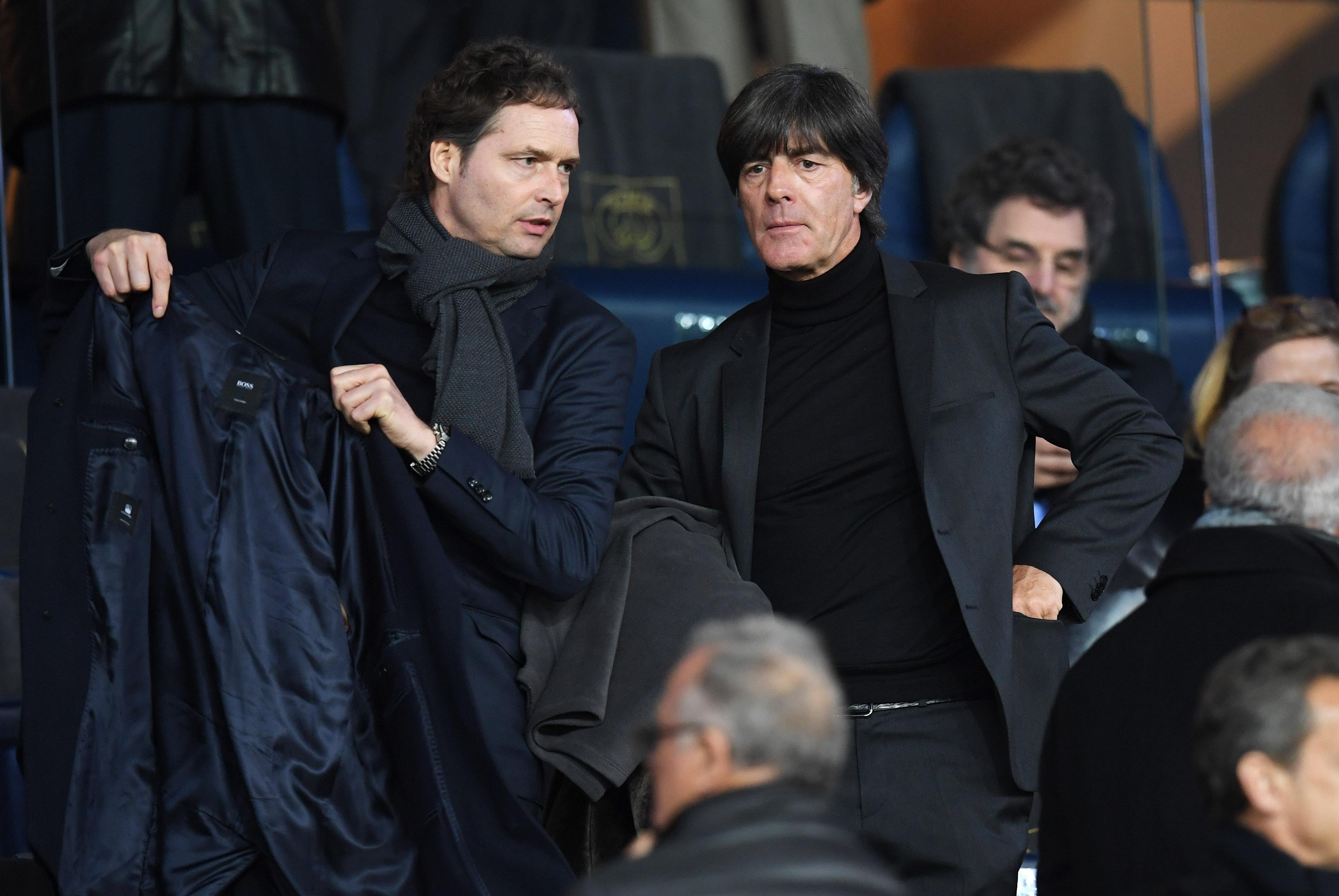 Германският селекционер Йоахим Льов е притеснен от състоянието на футбола