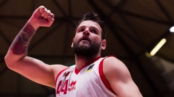 Българинът Деян Иванов игра 30 минути за тима на Пистоя,