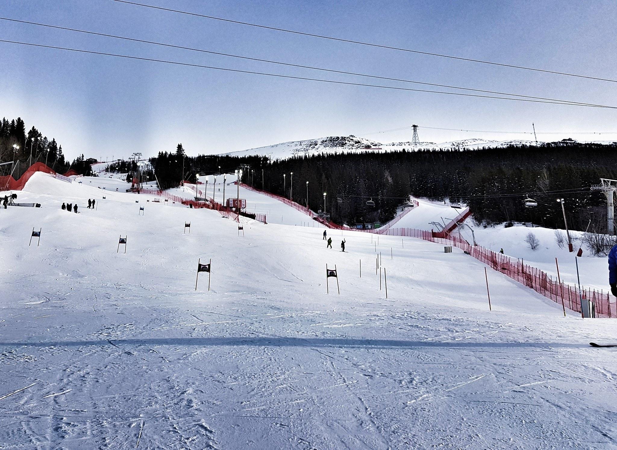 Последният старт от Световната купа в алпийските ски при мъжете