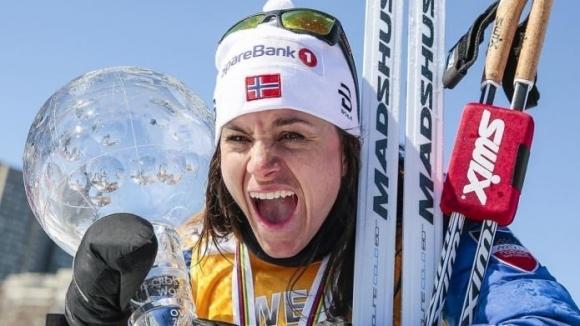 Норвежката Хайди Венг спечели за втора поредна година Световната купа