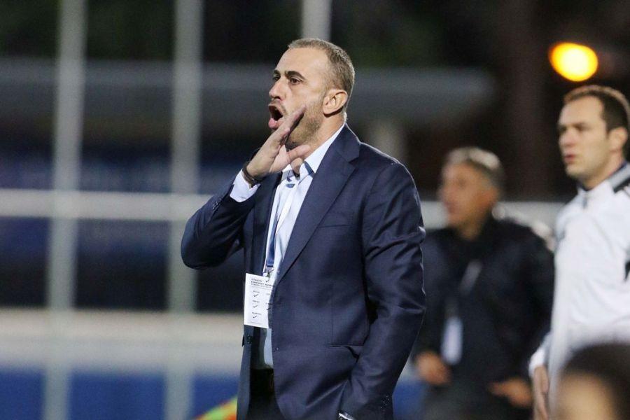 Българският треньор на Омония (Никозия) Ивайло Петев обяви след вчерашната