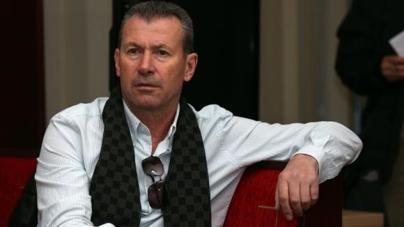 Бившият футболист на ЦСКА Георги Илиев-Майкъла, заяви след края на