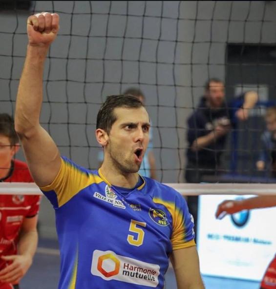 Българските волейболисти Иван Колев и Владислав Иванов изиграха страхотен двубой