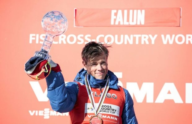 Норвежецът Йоханес Клаебо спечели за първи път в кариерата си