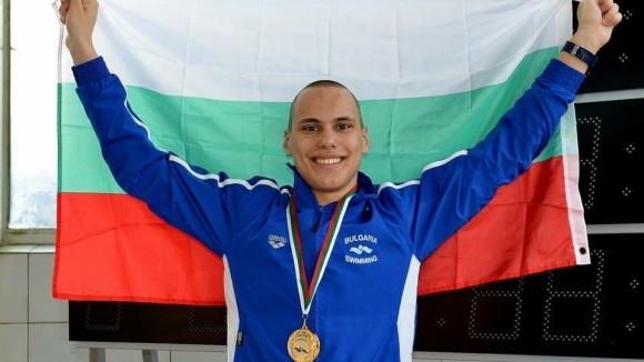 Голямата ни надежда в плуването Антъни Иванов даде интервю за