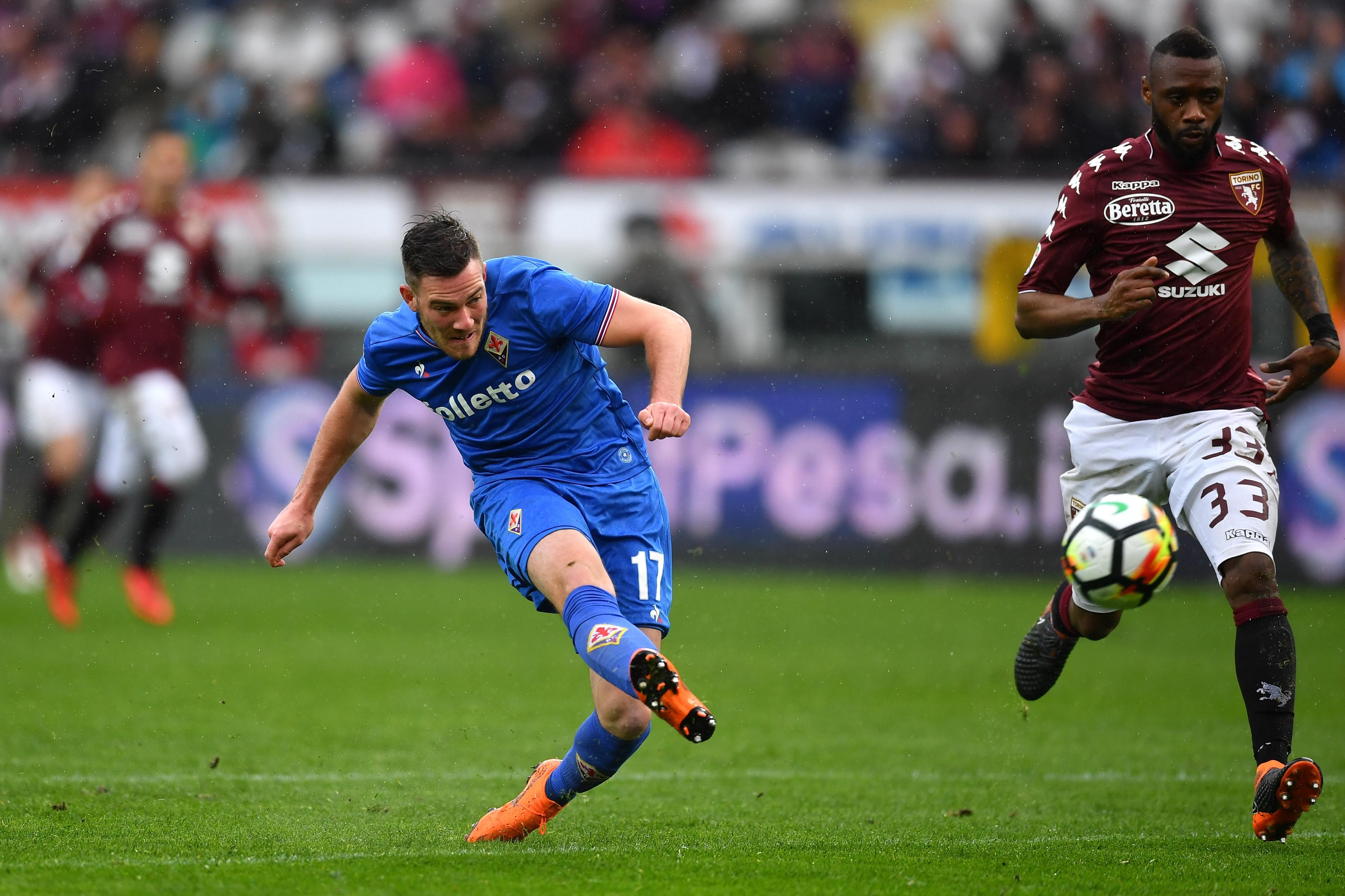 Отборът на Фиорентина записа трета поредна победа в Серия