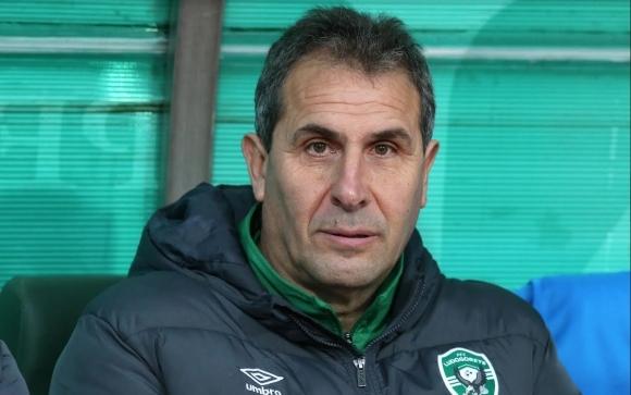 Наставникът на Лудогорец Димитър Димитров обяви след победата с 6:0