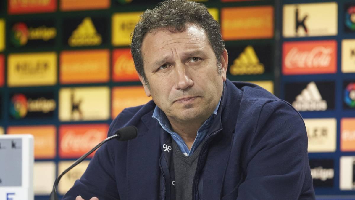 Треньорът на Реал Сосиедад Еусебио беше освободен в неделя вечер