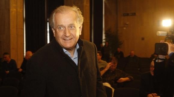 Собственикът на Левски Спас Русев е научил за загубата на