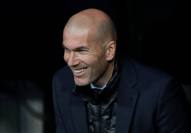 Треньорът на Реал Мадрид Зинедин Зидан остана доволен от победата