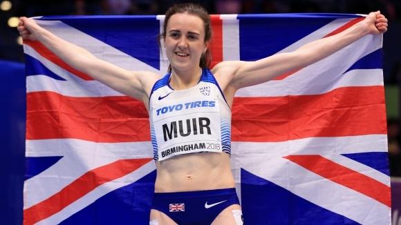 Носителката на два медала от Световното първенство по лека атлетика