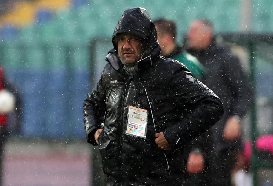 Старши треньорът на Пирин Милен Радуканов изрази първите си впечатления