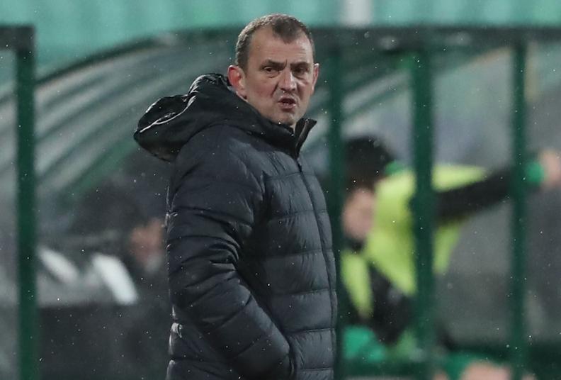 Наставникът на Славия Златомир Загорчич бе доволен от победата на