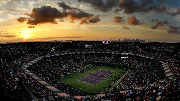 """Жребият за тенис турнира от сериите """"Мастърс"""" вече е изтеглен"""