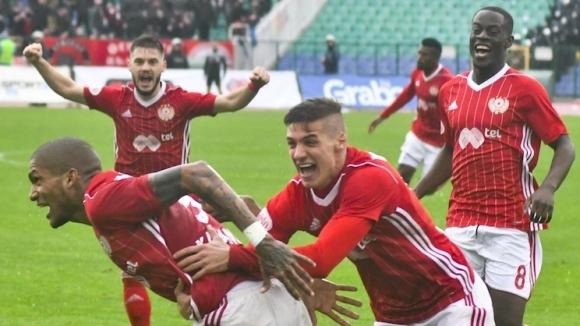 Отборът на ЦСКА-София влиза в шампионския плейоф на второ място