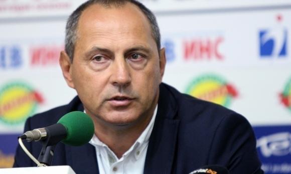 Президентът на волейболния Добруджа 07 (Добрич) Галин Господинов сподели специално