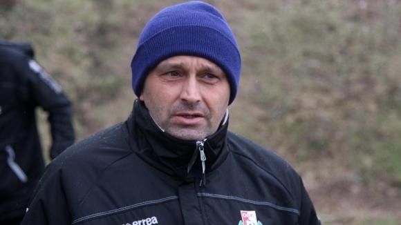 Старши треньорът на Беласица (Петрич) Данаил Бачков бъде поредният гост