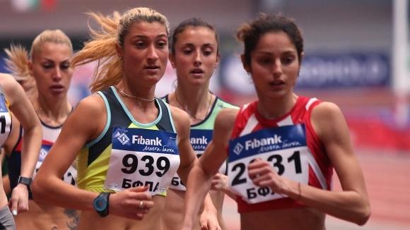 Радосвета Симеонова спечели сребърен медал на Балканския шампионат по маратон