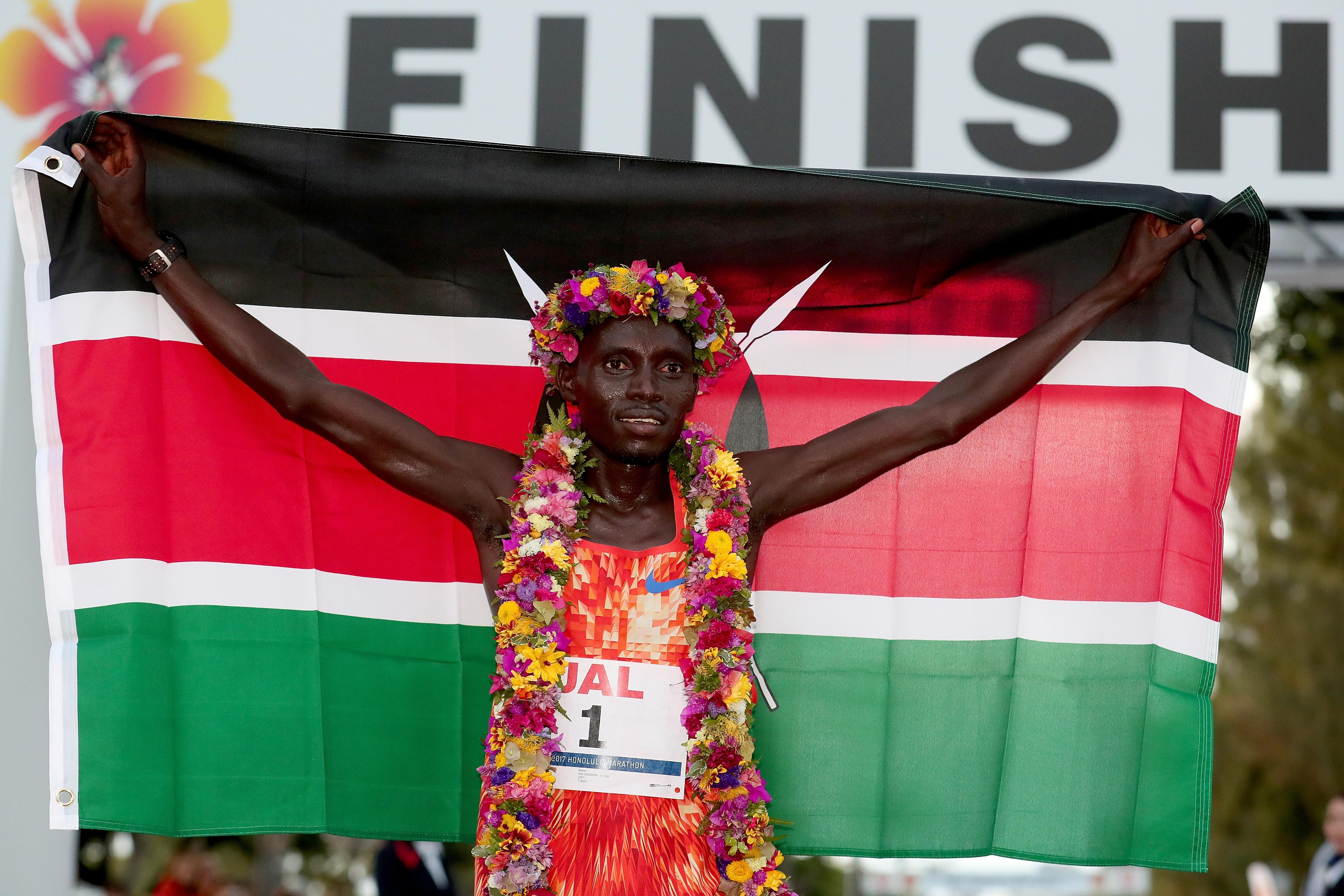 Световният рекордьор Денис Кимето ще участва на маратона на Виена