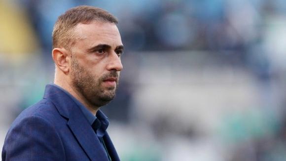 Бившият селекционер на България Ивайло Петев вече не е треньор