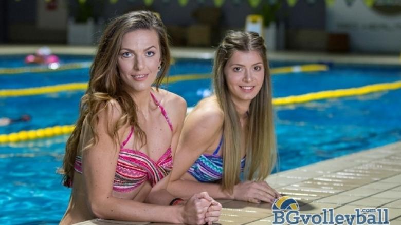 Те са млади и чаровни, те са професионални волейболистки, но