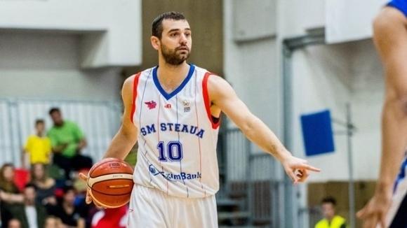 Отборът на Стяуа, където играе Павел Маринов, загуби като гост